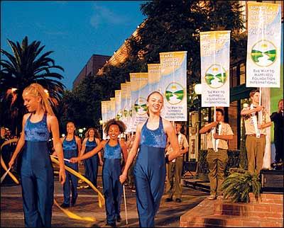 Cesta ke Štěstí projekt Scientologické církve k obnovení morálních hodnot ve společnosti
