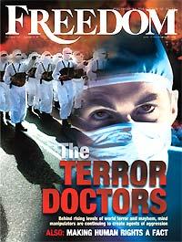 THE TERROR DOCTORS