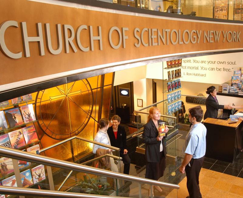 Photos at Scientology Celebrity Centre - Upper East Side ...
